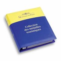 ALBUM COLLECTEUR DE MÉDAILLES TOURISTIQUES