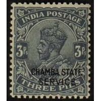 CHAMBA (Etat Indien)