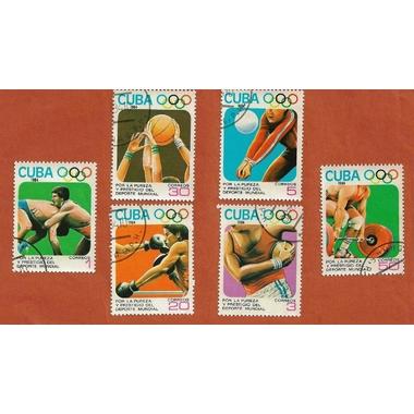 Cuba Sport 1984