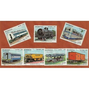 Nicaragua Trains