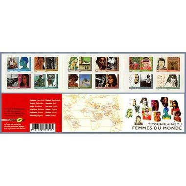 carnet Femmes du monde  2009