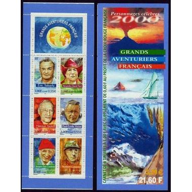carnet aventuriers 2000