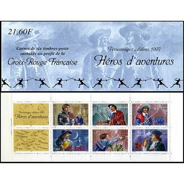 carnet Heros aventures 1997