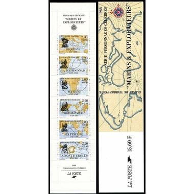 carnet navigateurs 1988