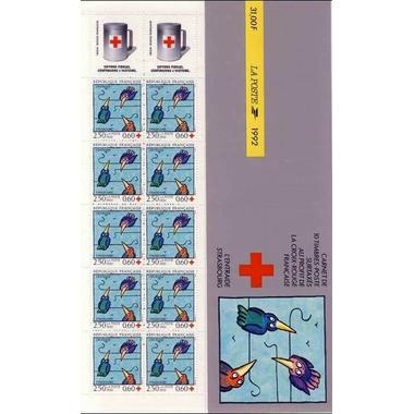 carnet cx rouge 1992