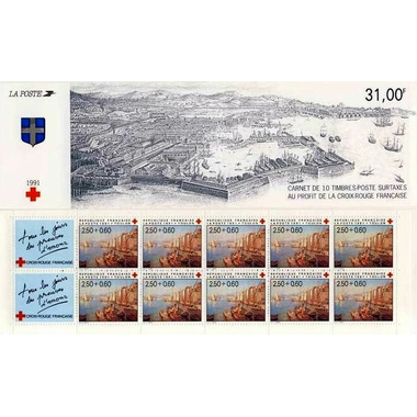 carnet cx rouge 1991