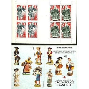 carnet cx rouge 1977