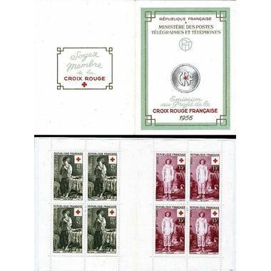 carnet cx rouge 1956