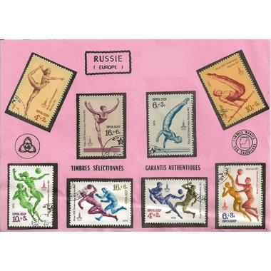 russie sport