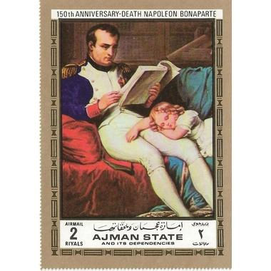 timbre geant napoleon bonaparte