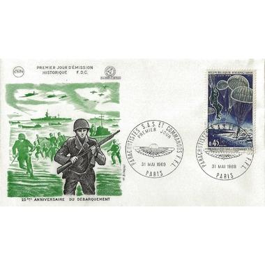 1969 parachutistes et commandos