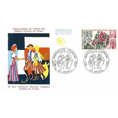 immigration polonaise auchel 1973