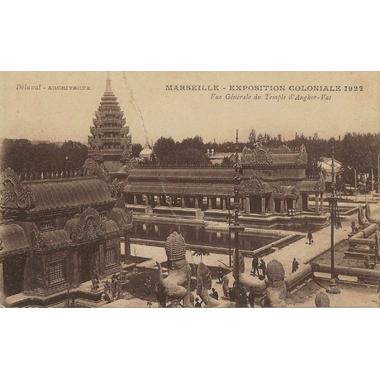 marseille expo coloniale de 1922
