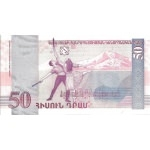 arménie 50 drams 1998 (1)