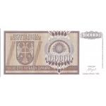 BILLET BOSNIE 100 000 DINARA