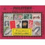 20 timbres MONACO