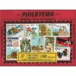 30 timbres cuba