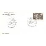 ENVELOPPE 1er JOUR 1970 / MONACO / UNION INTERPARLEMENTAIRE