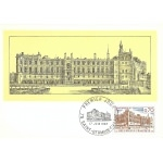 CARTE MAXIMUM 1967 / CHÂTEAU DE SAINT GERMAIN EN LAYE / SAINT GERMAIN EN LAYE