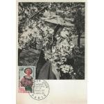 CARTE MAXIMUM 1965 / CAMPAGNE DE ACCUEIL ET AMABILITE / PARIS