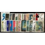 TABLEAUX 25 TIMBRES FRANCE