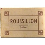 CARNET DE 8 CARTES POSTALES ANCIENNES ROUSSILLON
