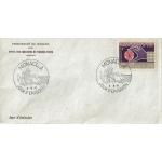 ENVELOPPE 1er JOUR 1971 / 7ème CONGRES DES DONNEURS DE SANG / MONACO