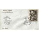 ENVELOPPE 1er JOUR 1972 / 500ème ANNIVERSAIRE DE LA NAISSANCE DE DURER / MONACO