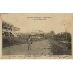 RUE DE BINGERVILLE (COTE D'IVOIRE) / 1906
