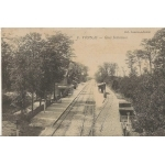 vonnas la gare 1907