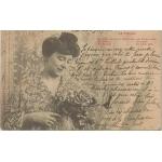 LA FEMME / 1904 / A DESTINATION DE LAGOS VIA LONDRES