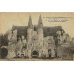 CHÂTEAU D'ARMENTIERE (AIN) / 1916 / AMBULANCE 15
