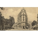 VICHY / PLACE VICTOR HUGO ET ASTORIA PALACE / 1913