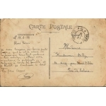 CHATEAU THIERRY 1916 VERSO