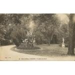 CHALONS SUR MARNE JARDINS DU JARS / 1915