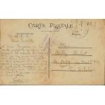 CHATEAU THIERRY 1916 maison de la fontaine