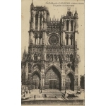 CATHEDRALE D'AMIENS / 1929