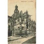 GISORS (EURE) LA CATHEDRALE / 1916