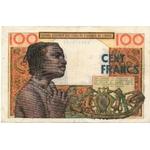 100 Francs 1964 BANQUE CENTRALE ETATS AFRIQUE DE L'OUEST