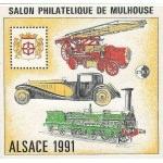 CNEP N°13 ALSACE 1991