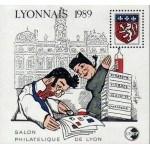 CNEP N°10 LYONNAIS 1989