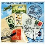 CNEP N°47 60ème ANNIVERSAIRE DU SALON D'AUTOMNE A PARIS 2007