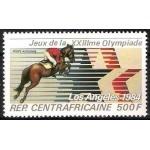 JO LOS ANGELES 1984 (Eté)