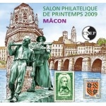 CNEP N°53 SALON PRINTEMPS MACON 2009