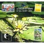 CNEP N°51 SALON DU TIMBRE ET DE L'ECRIT PARIS 2008