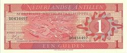 antilles néerlandaises 1 gulden (1)