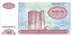 azerbaidjan 100 manat