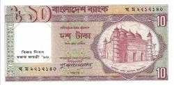 bangladesh 10 taka