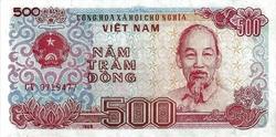 VietnamN500dong