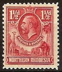 rhodésie zambie